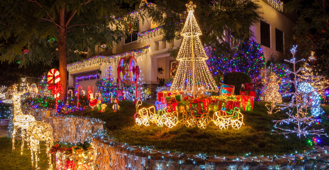 Clark Griswold-style light displays causing BC power use to skyrocket