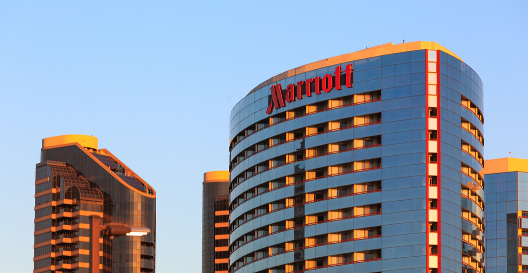 Massive data breach at Marriott affects 500 million guests