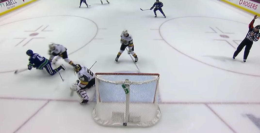 Pettersson no look pass