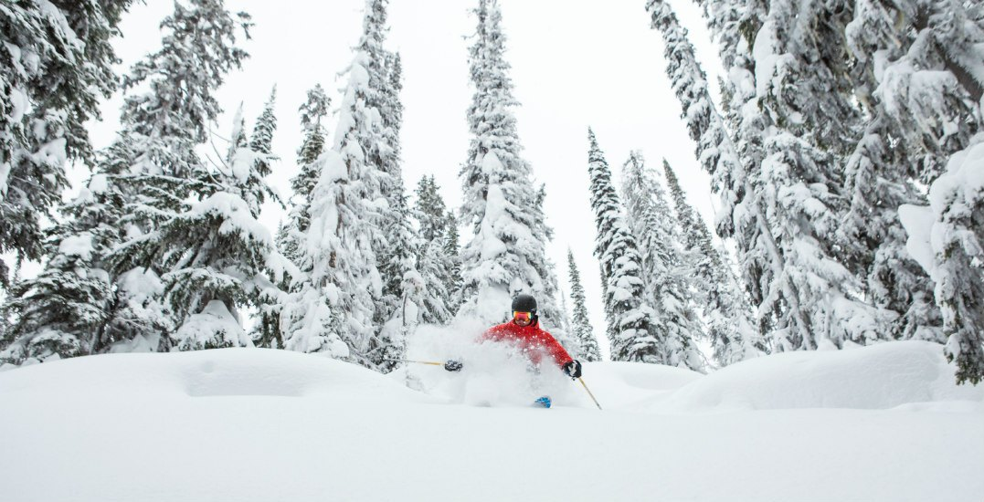 Now you can fly to the epic snow at Revelstoke for less