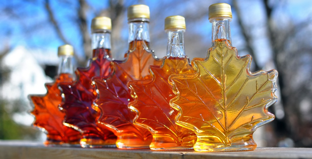 3 people caught maple-handed with $20,000 worth of syrup