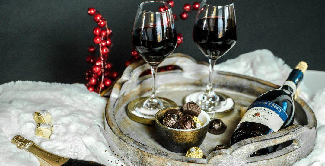 Ruffino wine and ferrero golden galleryimage daily hive