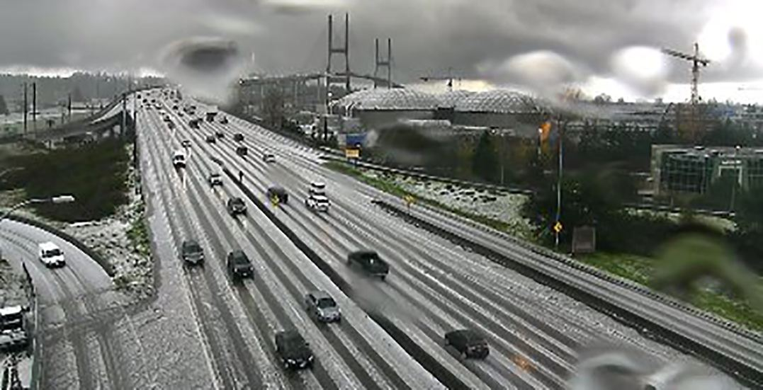 Rogue storm causes hail and flash flooding in Metro Vancouver (VIDEOS)