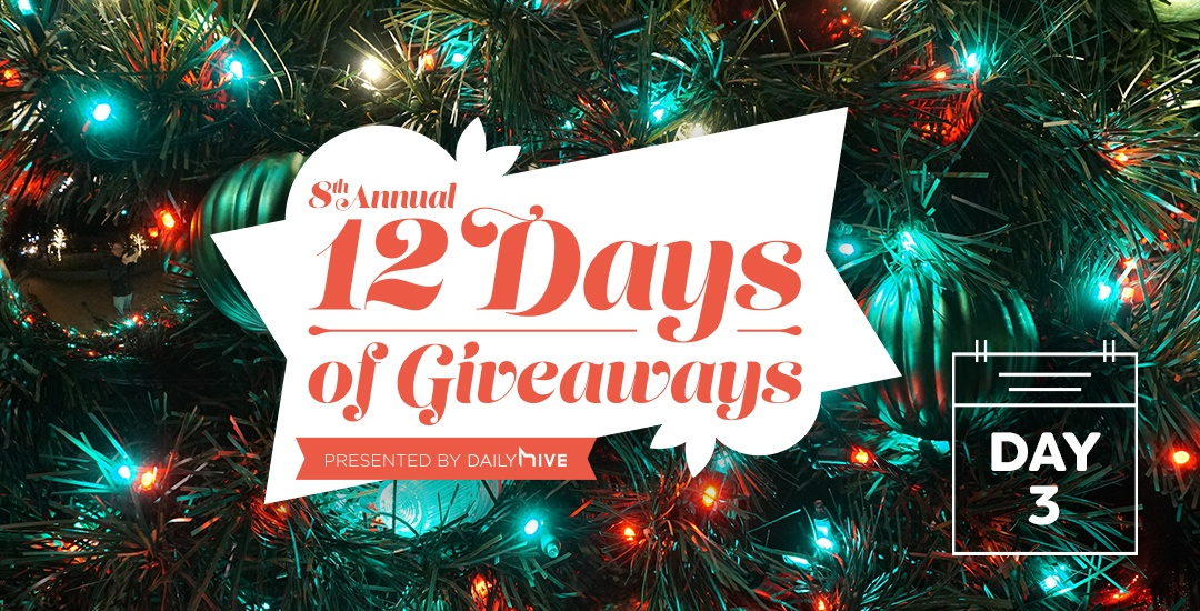 12 Days of Giveaways: Bring your fitness to the next level with Fitbit