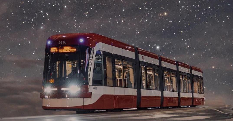 Toronto artist creates the ultimate TTC ad (PHOTO)