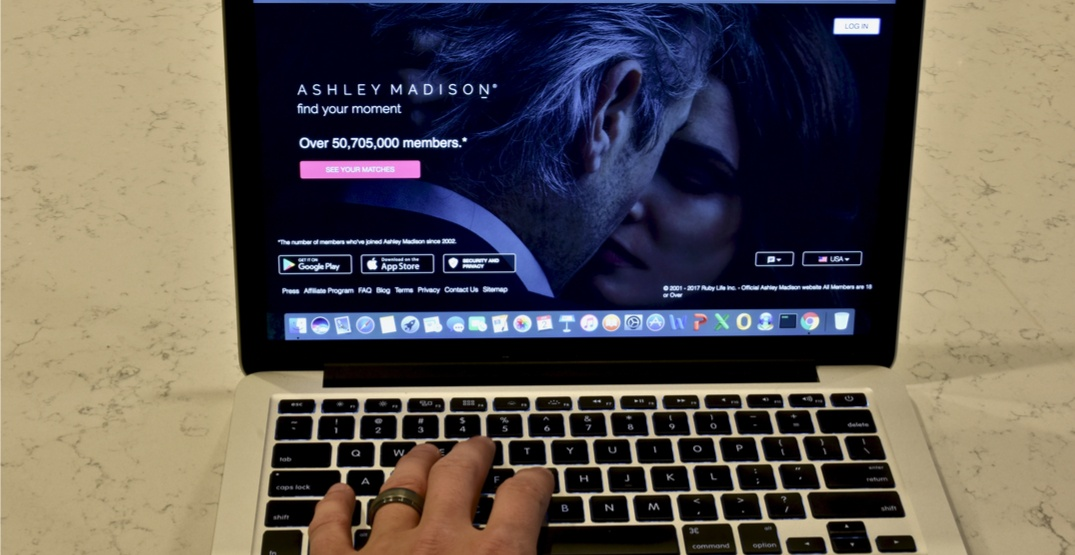 Man arrested after extorting Ashley Madison users in Toronto