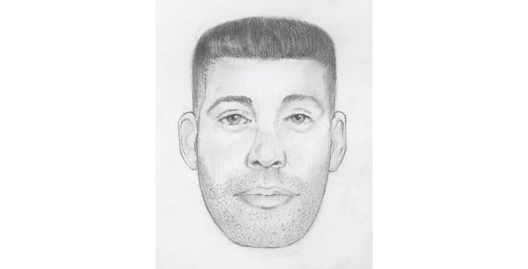 Sketch released of suspect in sexual assault of 14-year-old girl