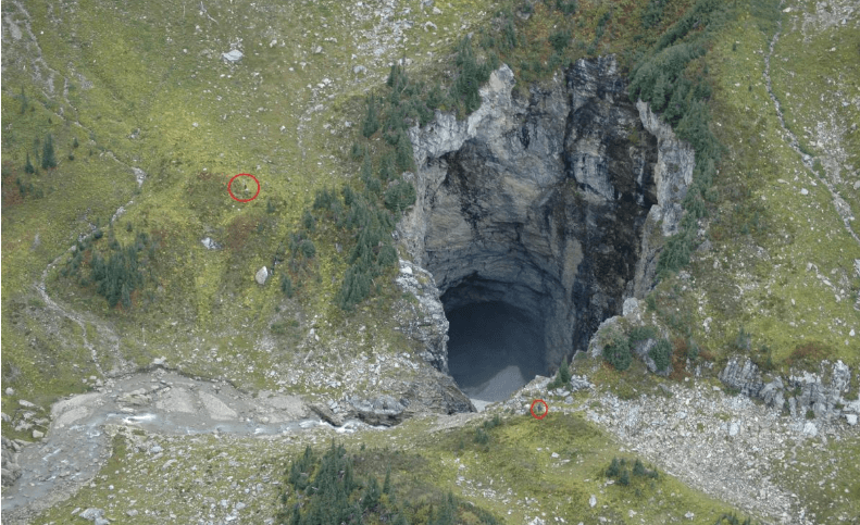 Trespassing in BC's newly discovered massive cave can result in a $1 million fine
