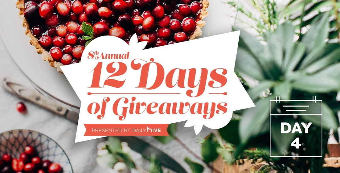 12 Days of Giveaways: Upgrade your furniture with Kavuus