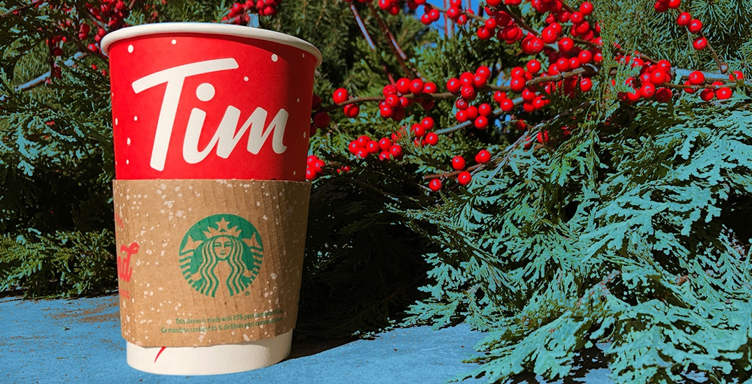 Are Canadian millennials drinking more Starbucks or Tim Hortons?