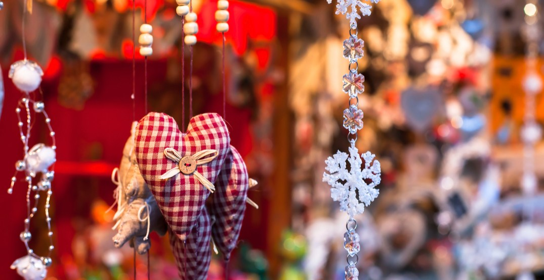 First International Christmas Market of the year to be held next weekend