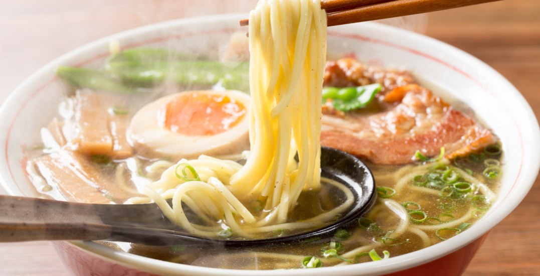 Used car dealership in Japan receives Michelin recognition for its ramen
