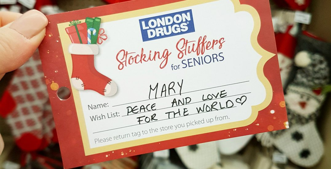 Here's how you can grant a senior's Christmas wish this holiday season