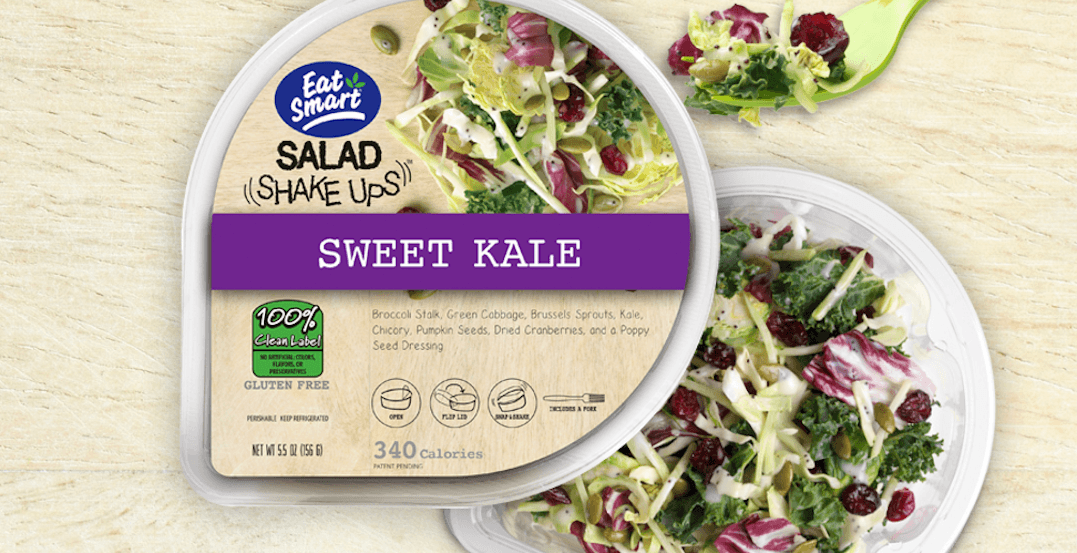 Packaged salads recalled across Canada due to Listeria