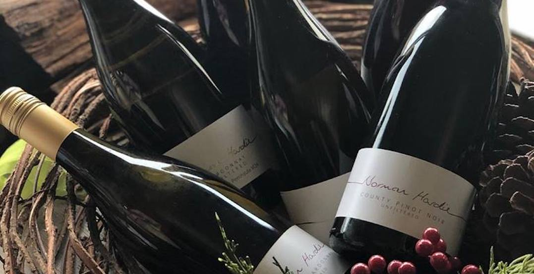The LCBO is restocking Norman Hardie wines after all
