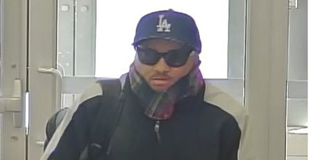 Police looking for 'LA Bandit' following string of bank robberies in Toronto (VIDEO)