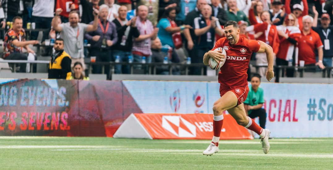 Here's how to buy your Canada Sevens group tickets (and win epic prizes)