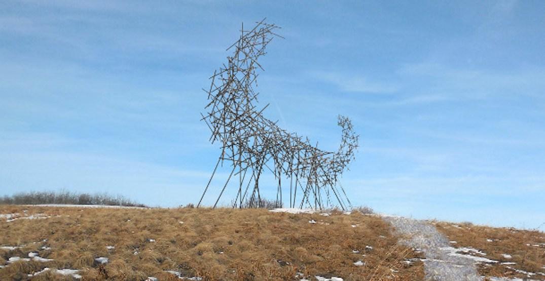 Meet Calgary's newest near-million dollar public art piece