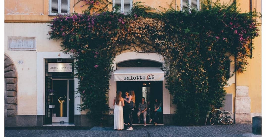 Salotto 42 bar in rome. %40salotto42instagram