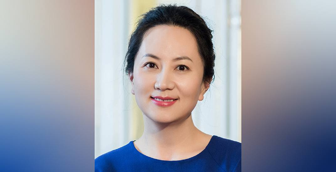Huawei CFO Meng Wanzhou briefly appears in Vancouver court
