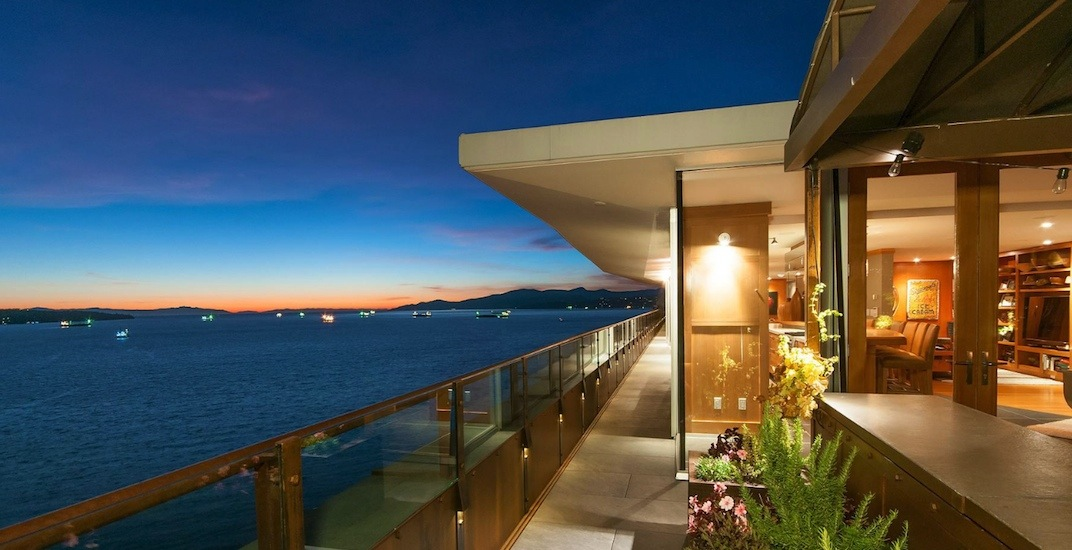 'A piece of art': Massive Vancouver penthouse on sale for $17 million (PHOTOS)