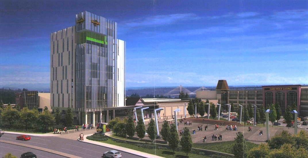 New hotel approved for Hard Rock Casino Vancouver