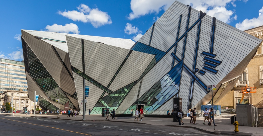 You can now be prescribed a visit to the ROM by a doctor