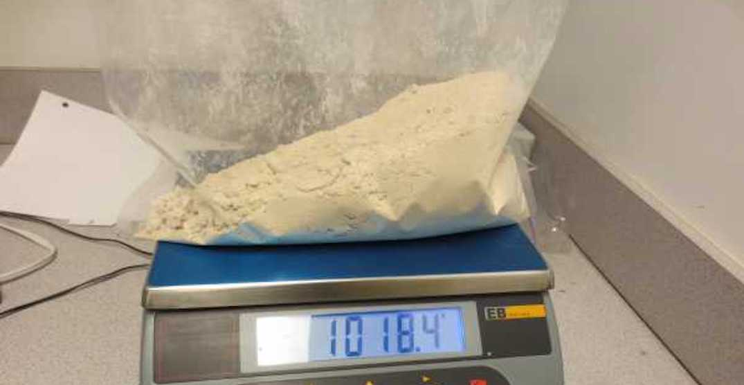 Woman caught flying into YYC with more than a kilo of heroin