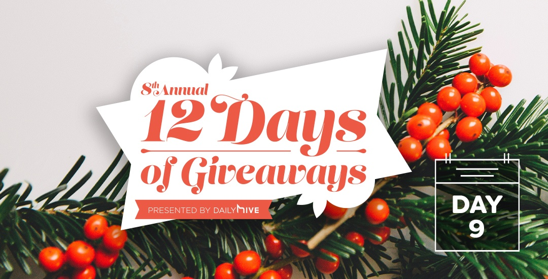 12 Days of Giveaways: A parka and gift card from Sport Chek