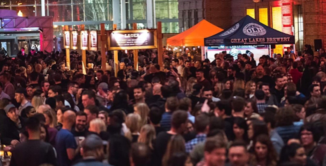 Toronto's giant winter beer festival is returning March 2019