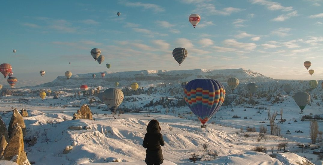 8 winter wonderlands across the world that are bursting with holiday cheer
