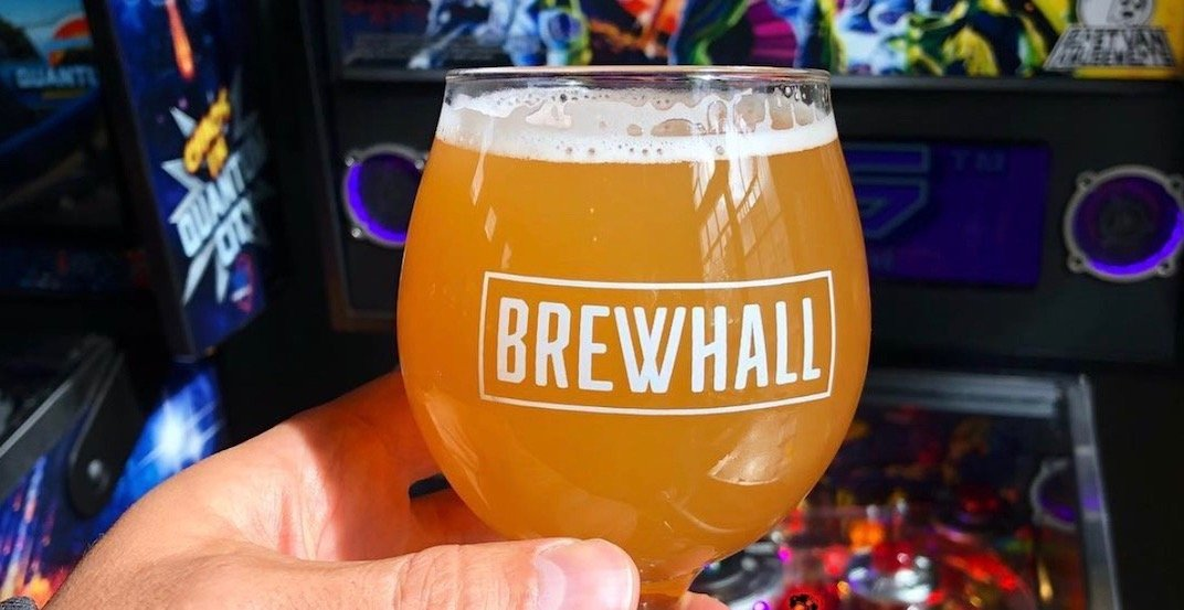 Brewhall and Rogue Brewing collaborate on epic cross-border beer