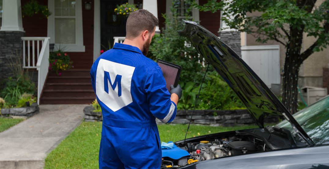 Calgarians can now get their auto mechanic services delivered