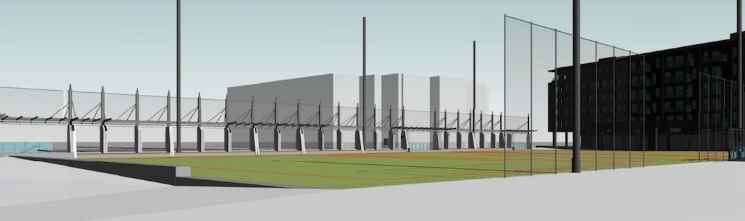 UBC MacInnes Field