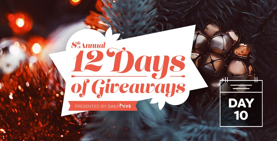 12 Days of Giveaways: Win a fitness prize pack for two with YYOGA