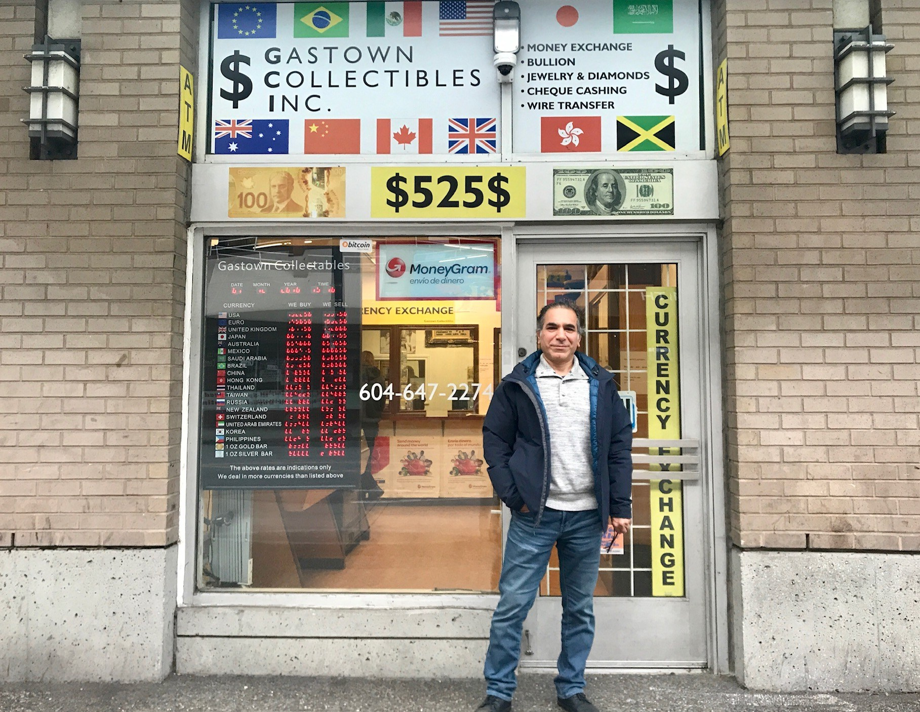 Vancouverite shocked by $52 refund two years after being accidentally overcharged