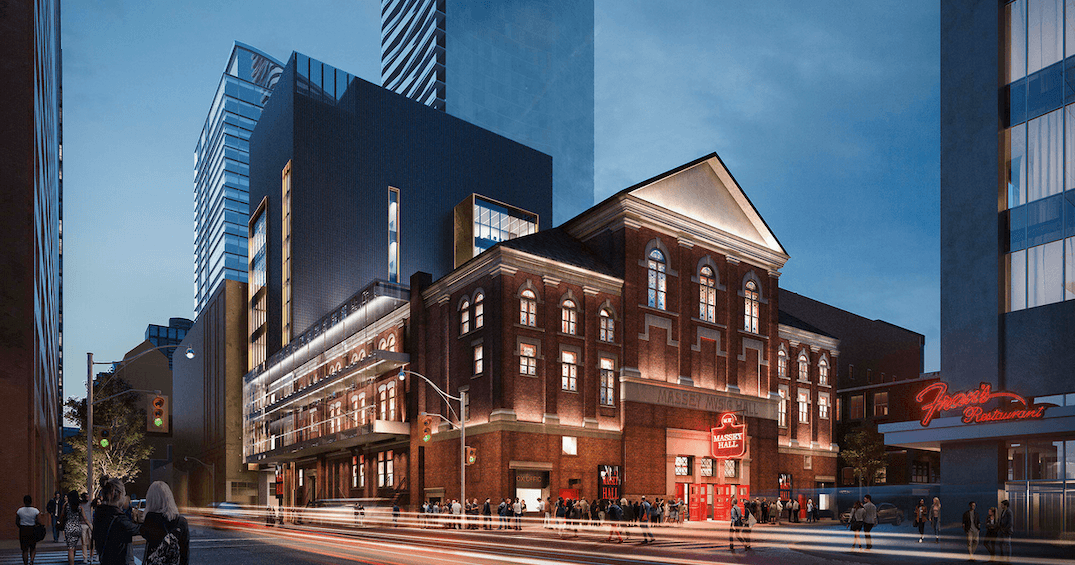 Ontario investing $30 million into Massey Hall Revitalization project