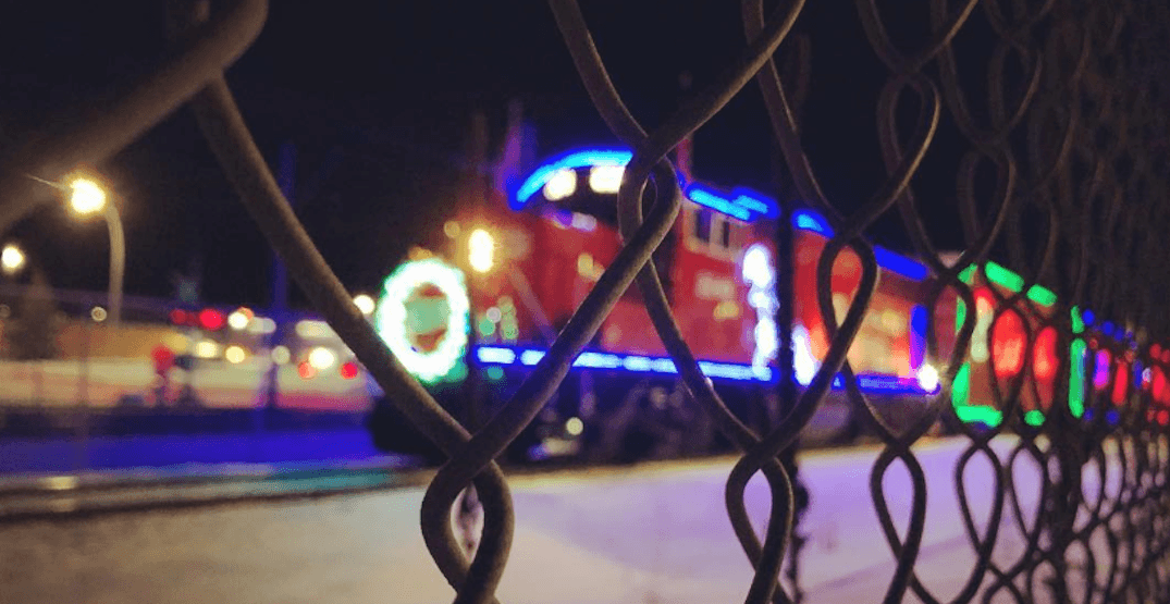 Our favourite photos from this year's CP Holiday Train YYC visit (PHOTOS)