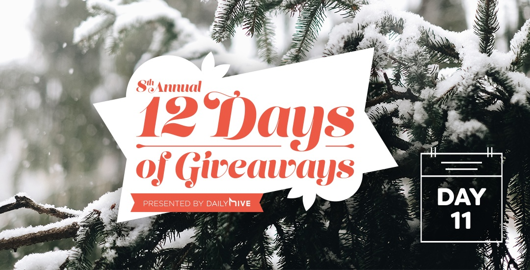 12 Days of Giveaways: Win a $500 Earls gift card