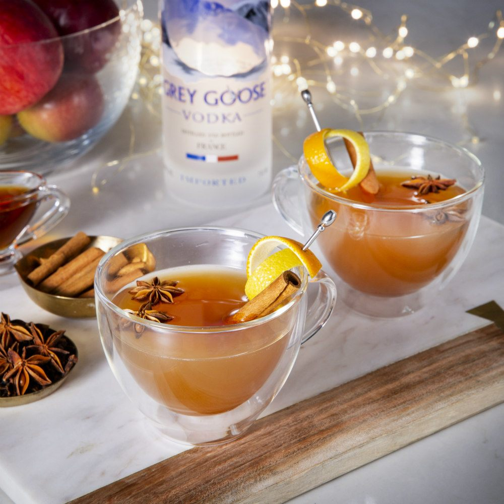 Spread The Cheer With These Vodka-infused Twists On