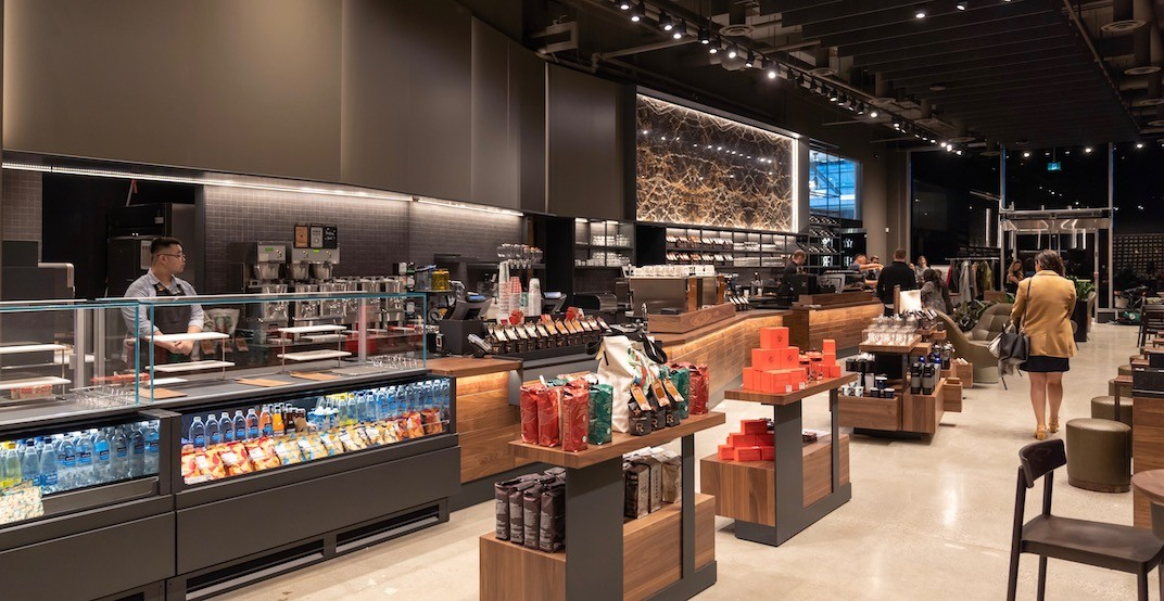 Look inside Starbucks' new massive Reserve Bar downtown (PHOTOS)