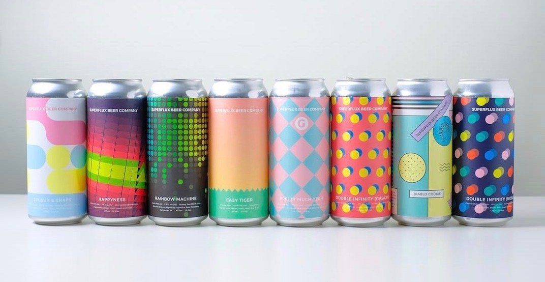 Superflux is finally opening its Vancouver brewery August 15