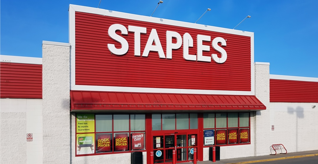 Staples is completely revamping its brand and launching coworking