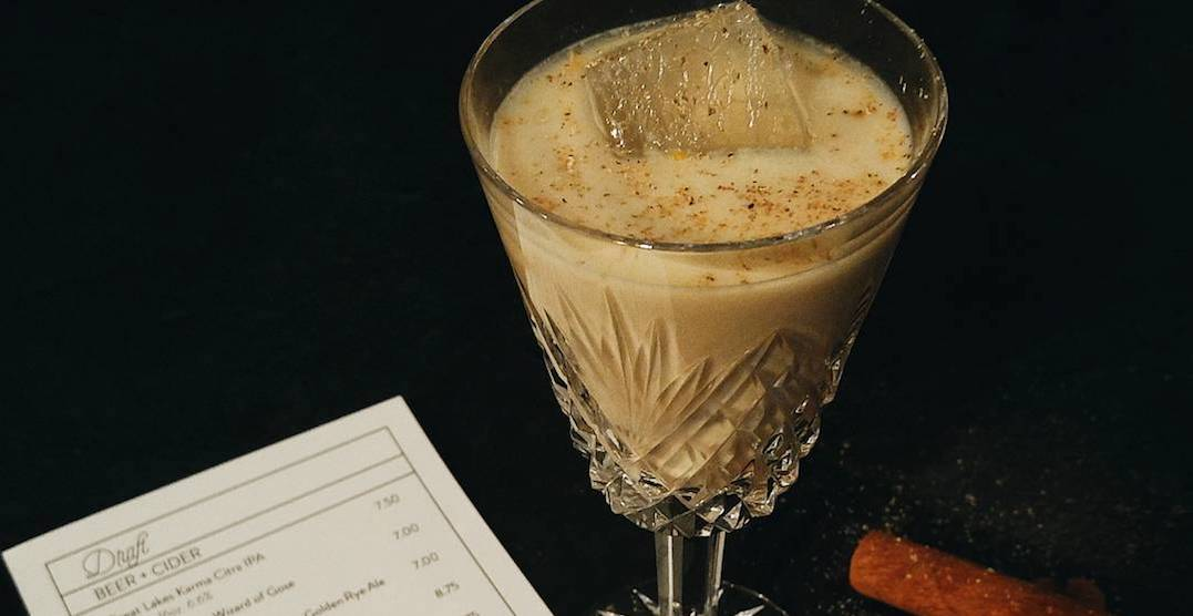 You can sip eggnog for charity at these Toronto bars this holiday season