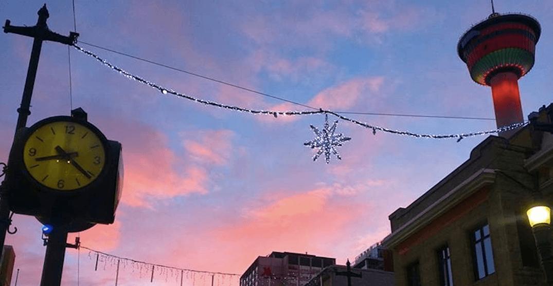 16 stunning shots of YYC's beautiful sunrise (PHOTOS)