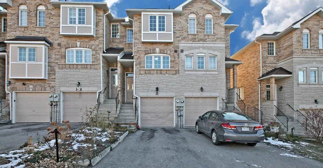 These are 10 of the most affordable houses currently for sale in Toronto