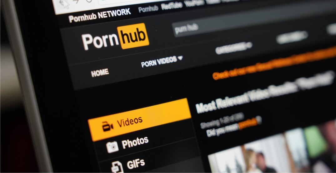 Pornhub removes all videos by unverified users from site
