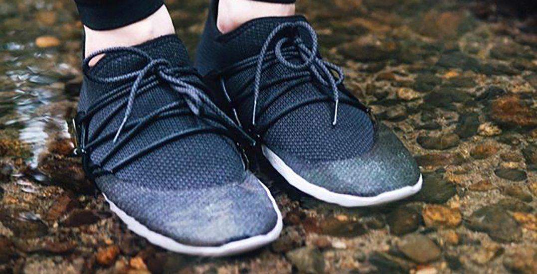 Vessi waterproof footwear is hosting a holiday pop-up December 14 to 16