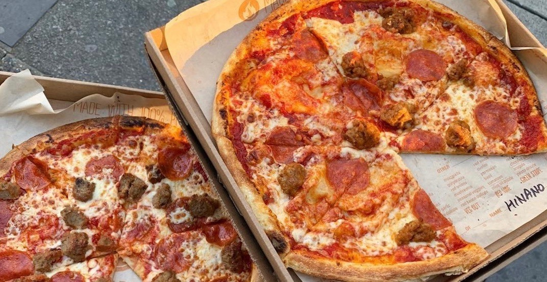 Blaze Pizza is offering full pizzas for just $3.14 March 14
