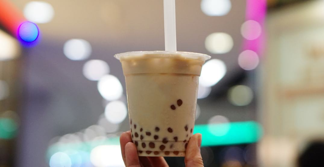A boozy bubble tea nighttime pop-up is coming to Vancouver December 18